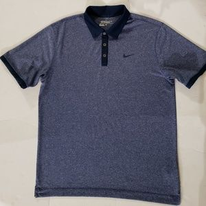 Men's Nike Golf Dri-Fit Polo Size Large